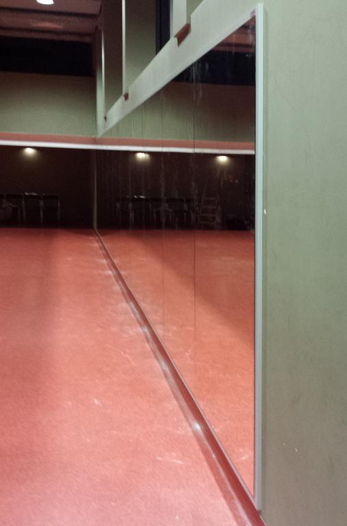 spiegel 2x1m voor wandmontag