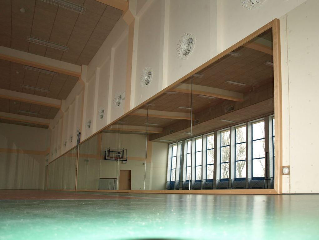 sportspiegel system spiegelwand. Black Bedroom Furniture Sets. Home Design Ideas